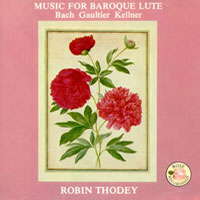 Music For Baroque Lute