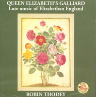 Queen Elizabeth's Galliard